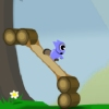 Juego Rodent tree jump