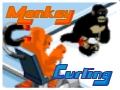 Juego Monkey Curling